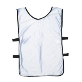 Sports Training Bibs Vests Top White
