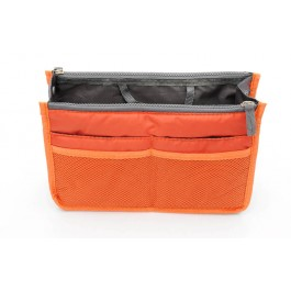 Insert Handbag Internal Organizer Bag in Bag Orange