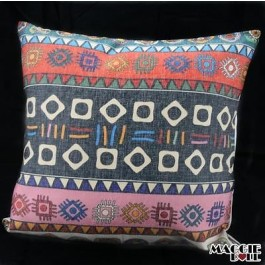 Vintage Heavy Linen Cotton Cushion Cover Home Decor Throw Pillow Case 45x45cm 66