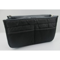 Insert Handbag Internal Organizer Bag in Bag Black