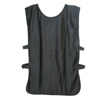 Sports Training Bibs Vests Top Black