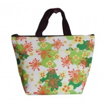 Insulated Tote Bag Cooler Lunch Box Bag green