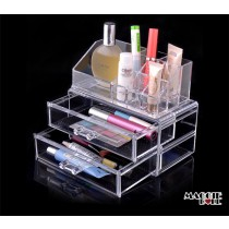 Acrylic Makeup Make Up Lipstick Display Stand Holder Cosmetic Storage 2