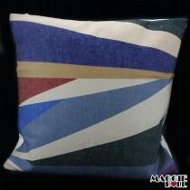 Vintage Heavy Linen Cotton Cushion Cover Home Decor Throw Pillow Case 45x45cm 69